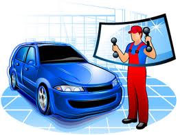 Remplacement Du Pare Brise Windshield Replacement In